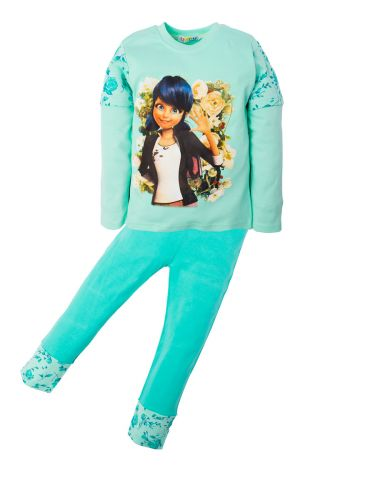 Пижама для девочек 5-8 лет BNU309