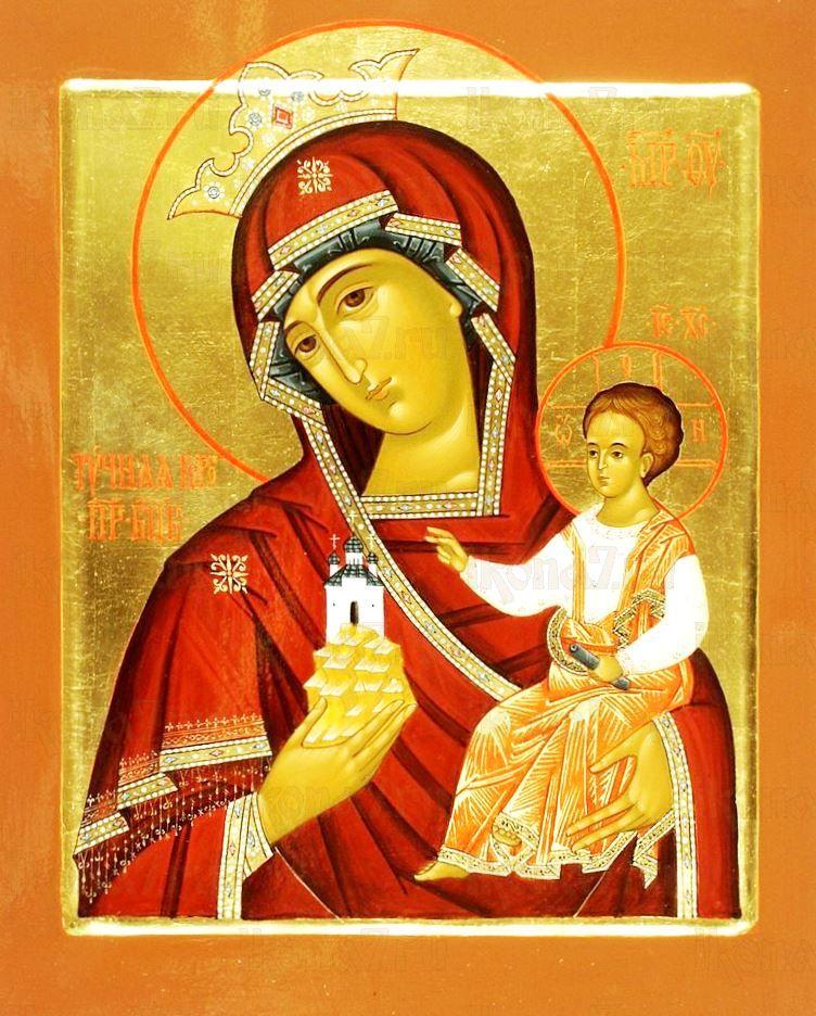 Тучная гора икона Божией Матери