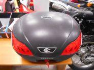 Кофр Coocase Astra (48л) черный матовый