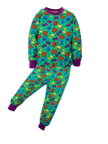 Пижама для мальчика 1-5 лет BNU318