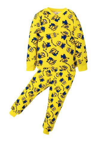 Пижама для мальчика 3-7 лет BNU320