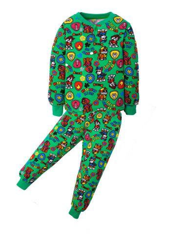 Пижама для мальчика 3-7 лет BNU321