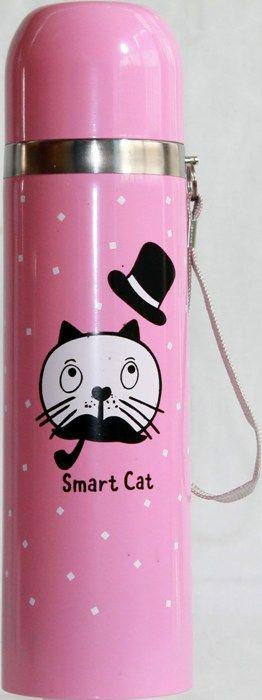 Термос Cat со шнурком