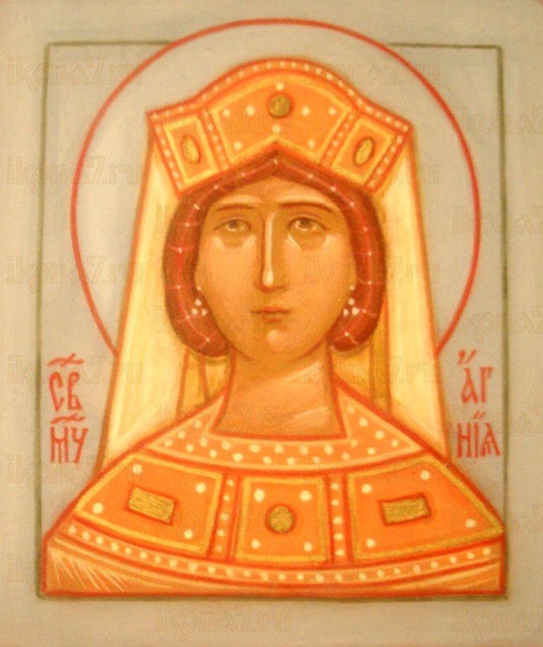 Икона Агния Римская
