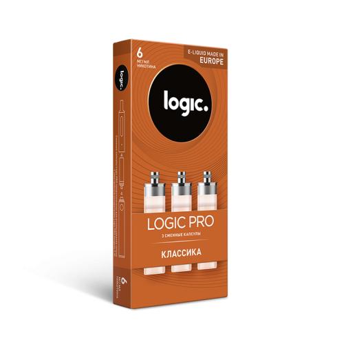Сменные капсулы Logic Pro Классика
