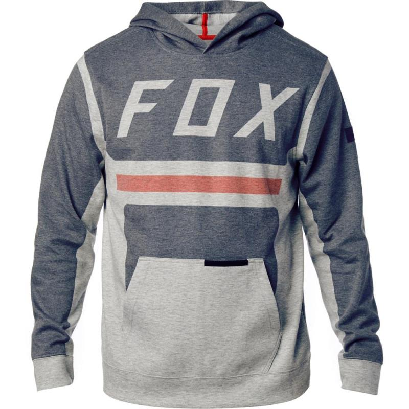 Fox - Moth Pullover Fleece Midnight толстовка, синяя