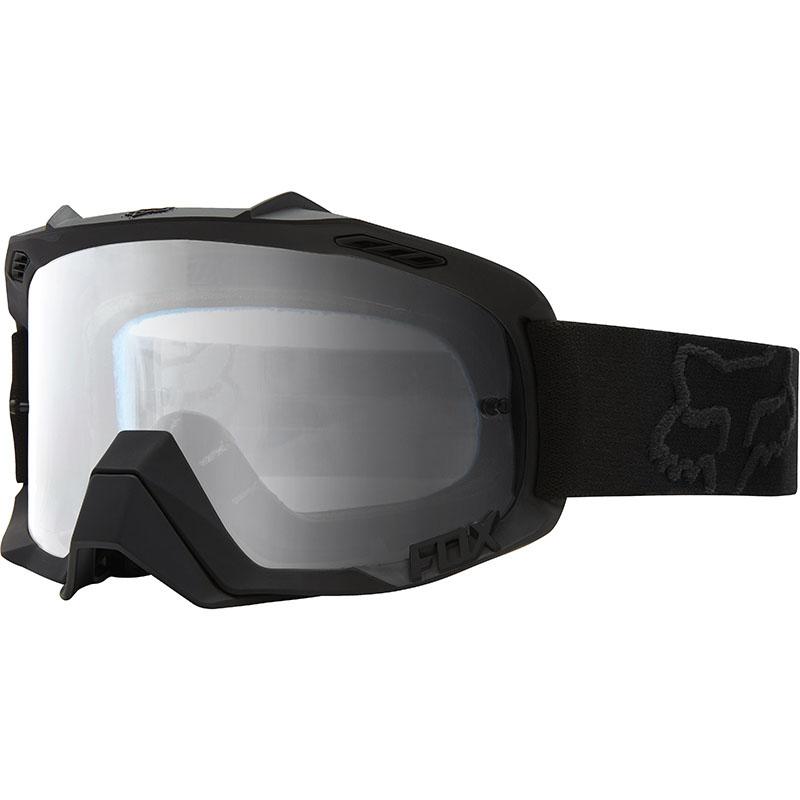 Fox - 2018 Air Defence Race Black очки, черные матовые