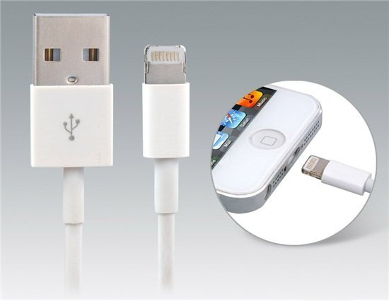 Зарядка «USB - IPHONE» #1