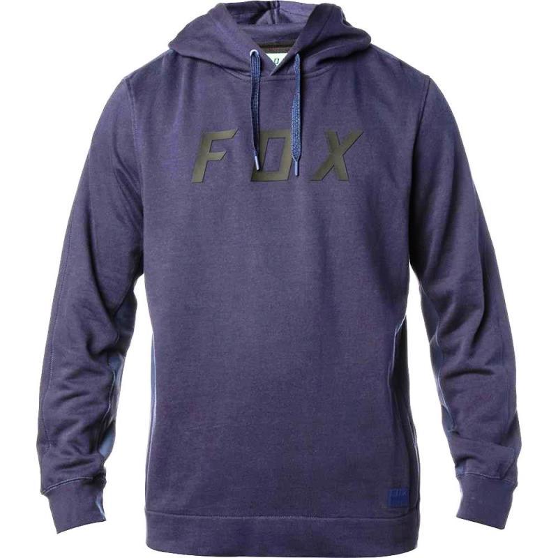 Fox - 360 Pullover Fleece Midnight толстовка, синяя