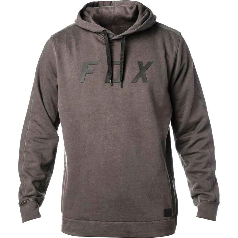 Fox - 360 Pullover Fleece Black Vintage толстовка, черная