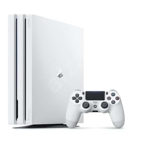 Игровая приставка Sony Playstation 4 Pro 1TB White (CUH-7116B)