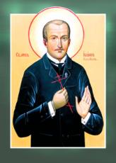 Иоанн Ковшаров (рукописная икона)