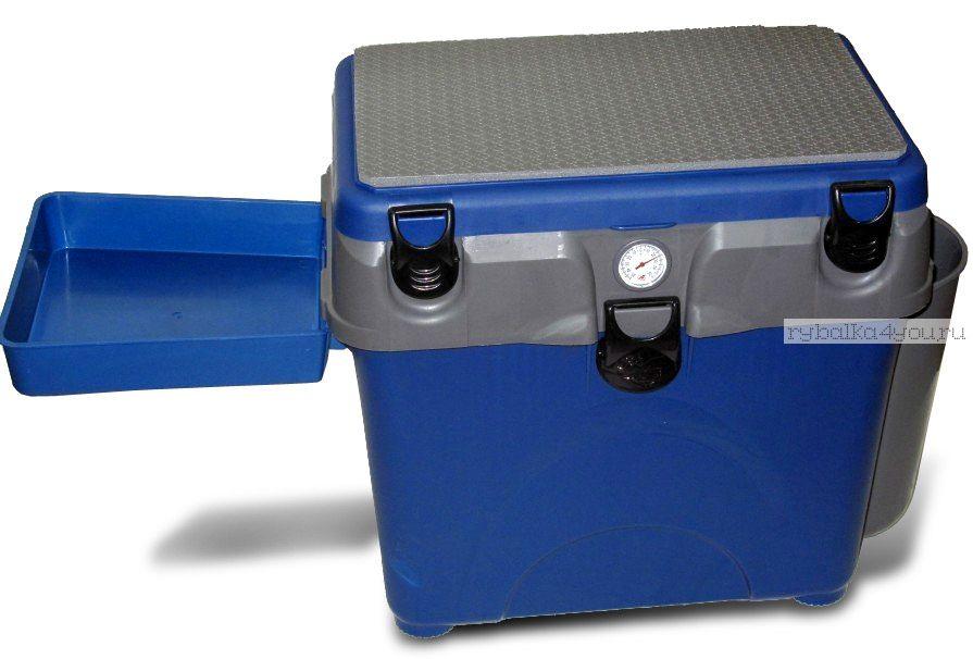 Зимний ящик A-elita (большой) синий