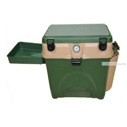 Зимний ящик A-elita (большой) зеленый