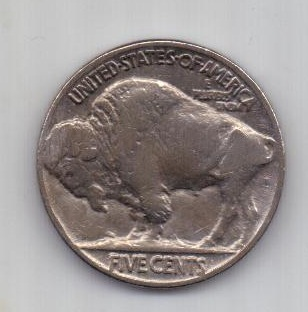 5 центов 1936 г. XF США