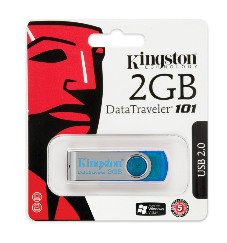 Флеш-Карта «KINGSTON» 2Gb