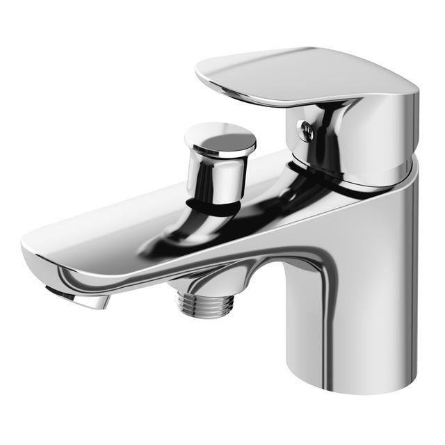 Смеситель на борт ванны Am.Pm Like (Лайк) F8010200 ФОТО