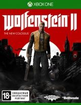 Игра Wolfenstein II : The New Colossus (Xbox One, русская версия)