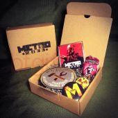 Подарочный набор Кузнецкий мост серия Метро 2033