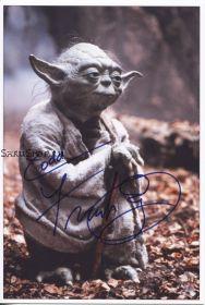 Автограф: Фрэнк Оз. Звёздные войны