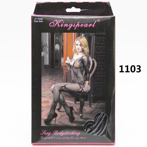 Эротическое белье сетка, Kingspearl JT1103B