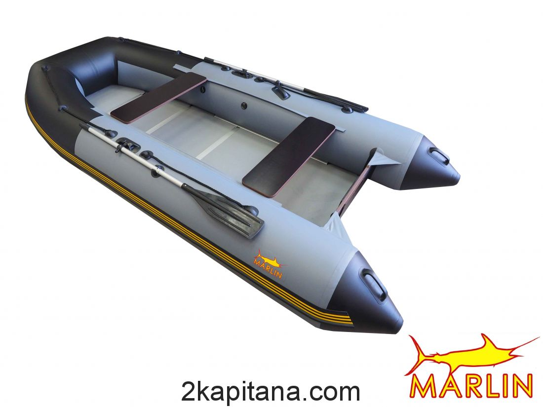 Лодка Марлин 360 ПВХ надувная