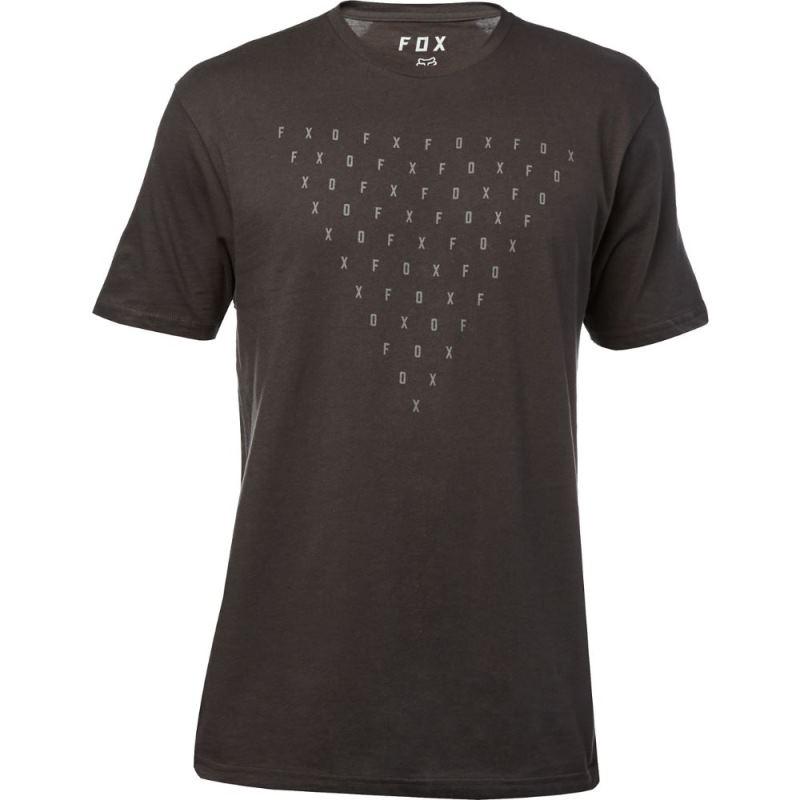 Fox - Fantum SS Premium Tee Black Vintage футболка, черная