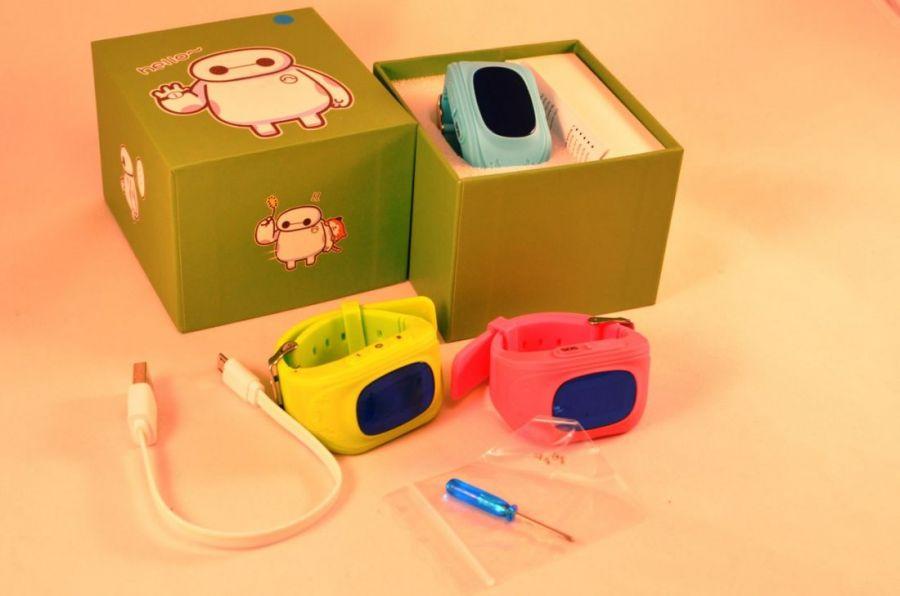 Умные часы «SMART BABY WATCH Q50»