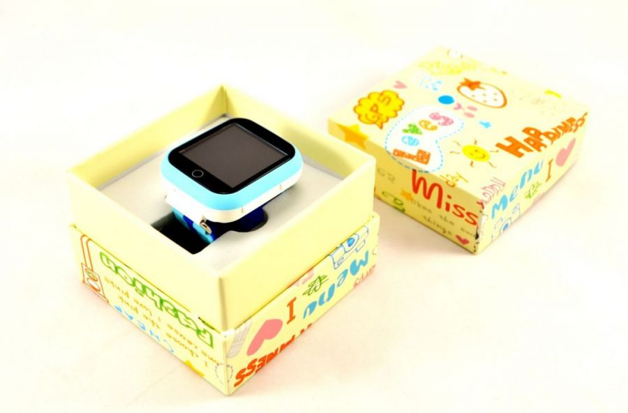 Умные часы «SMART BABY WATCH Q100»