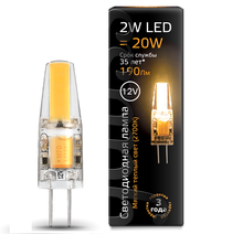 Лампа Gauss LED G4 2W 12V 2700K