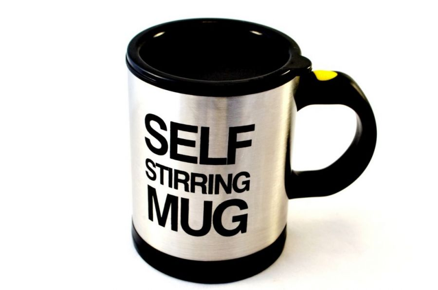 Колонка «SELF STIRRING MUG»