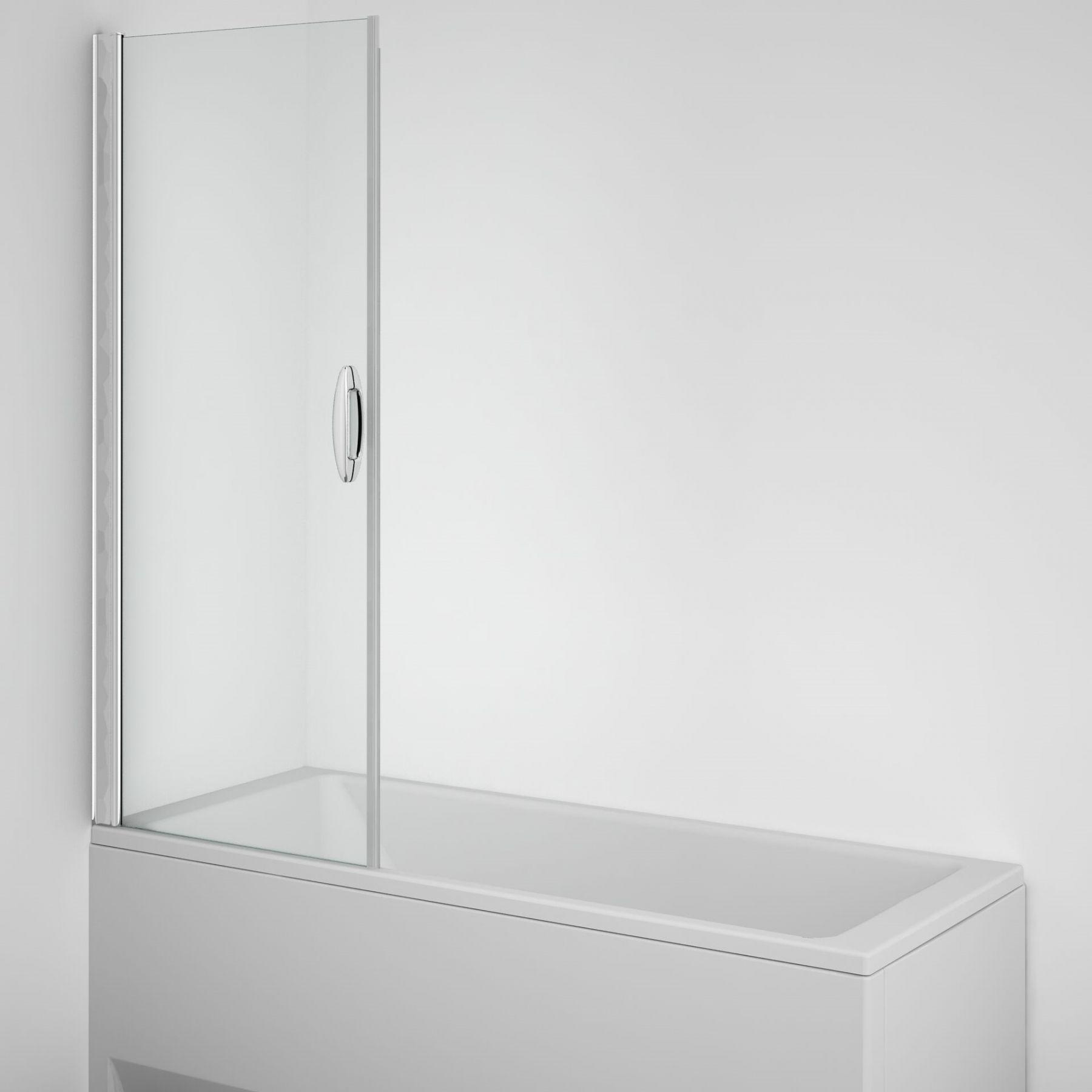 Шторка для ванной Am.Pm Sense 70 см ФОТО