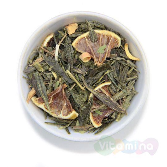 Зеленый чай Мохито с Лаймом и Мятой, 100г