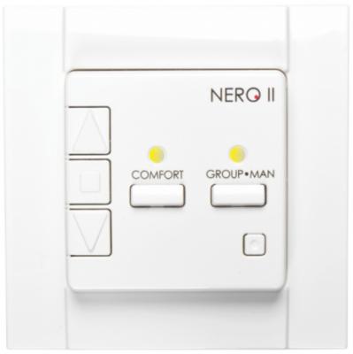 Исполнительное устройство с лицевой панелью Nero II 8413-50
