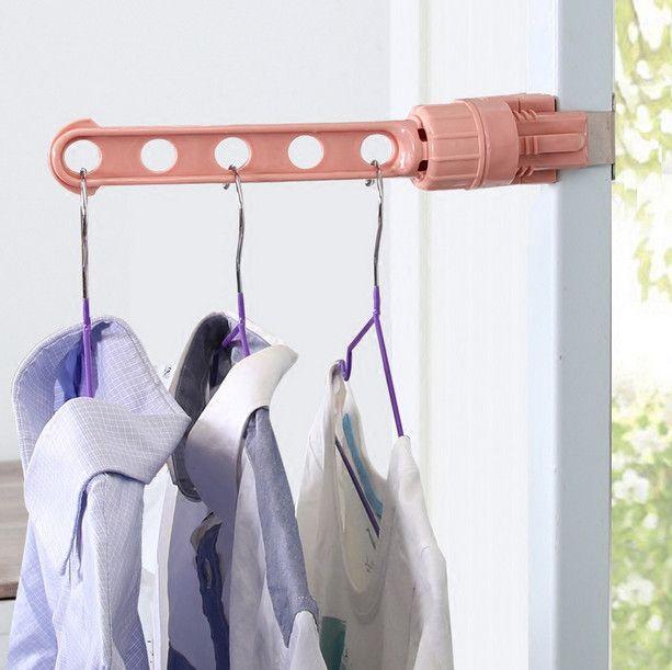 Держатель для вешалок Indoor Laundry Rack