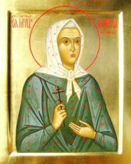 Икона Анисия Масланова