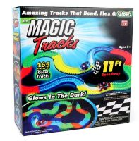 Конструктор «MAGIC TRACKS »160 деталей