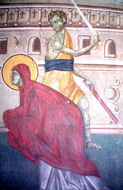 Икона Домнина (копия старинной)