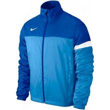Детская ветровка Nike Competition 13 Sideline Woven Jacket Waterproof With Zip Junior голубая