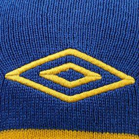 Шапка Umbro Training Beanie синяя