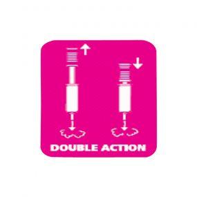 Насос для мячей двойного действия Kipsta double action ball pump