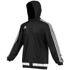 Куртка adidas Tiro 15 Rain Jacket чёрная детская