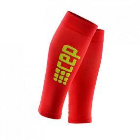 Компрессионные чулки CEP Pro+ красные