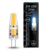 Лампа Gauss LED G4 12V 2W 4100K