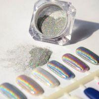 Зеркальная втирка призма для ногтей  0.5 грамм