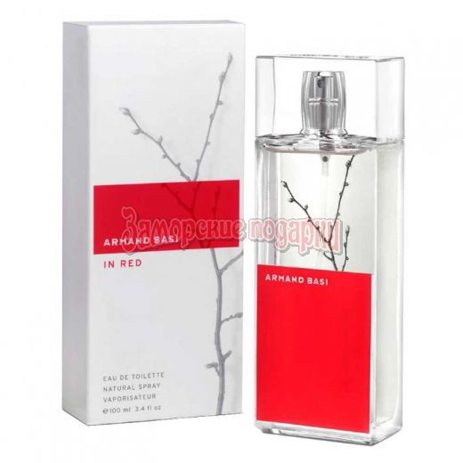 Armand Basi - In Red Eau De Toilette