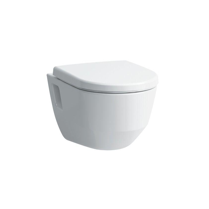 Безободковый унитаз Laufen Pro 8.2096.4 ФОТО