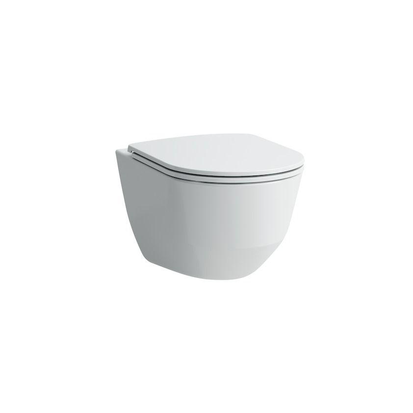Безободковый унитаз Laufen Pro 8.2096.5 ФОТО