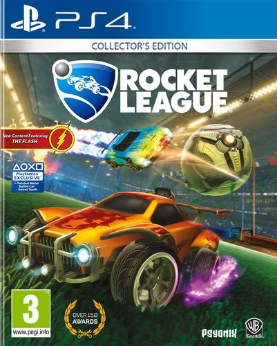 Игра Rocket League. Collector's Edition (PS4)