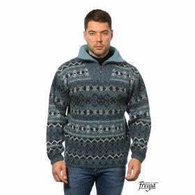 Джемпер мужской вязаный из Исландской шерсти 01459-70